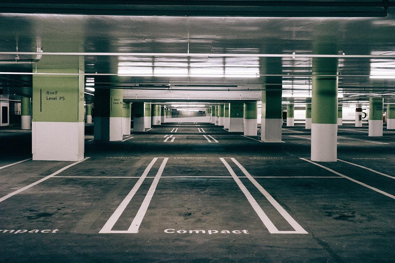 Galeria Wnętrz Domar buduje wielopoziomowy parking