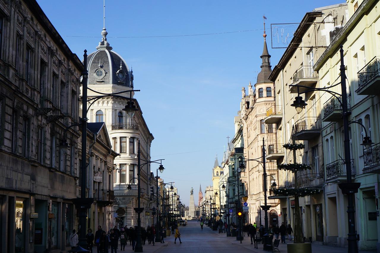 Łódź – rynek biurowy napędza rozwój całego miasta